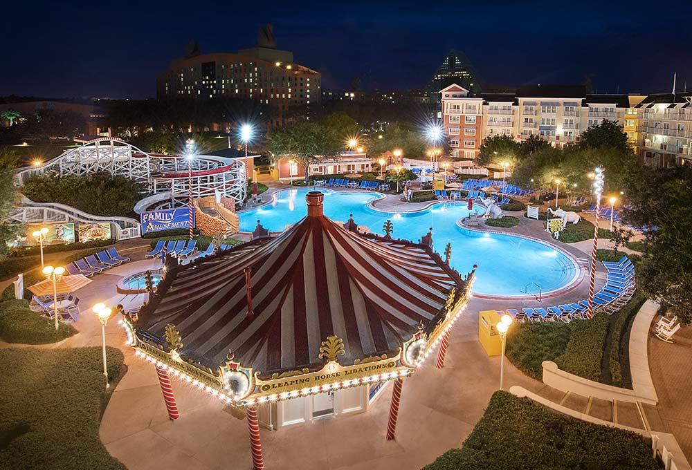Epcot Boardwalk Resort, Disney World, Magical Journeys, travel planner