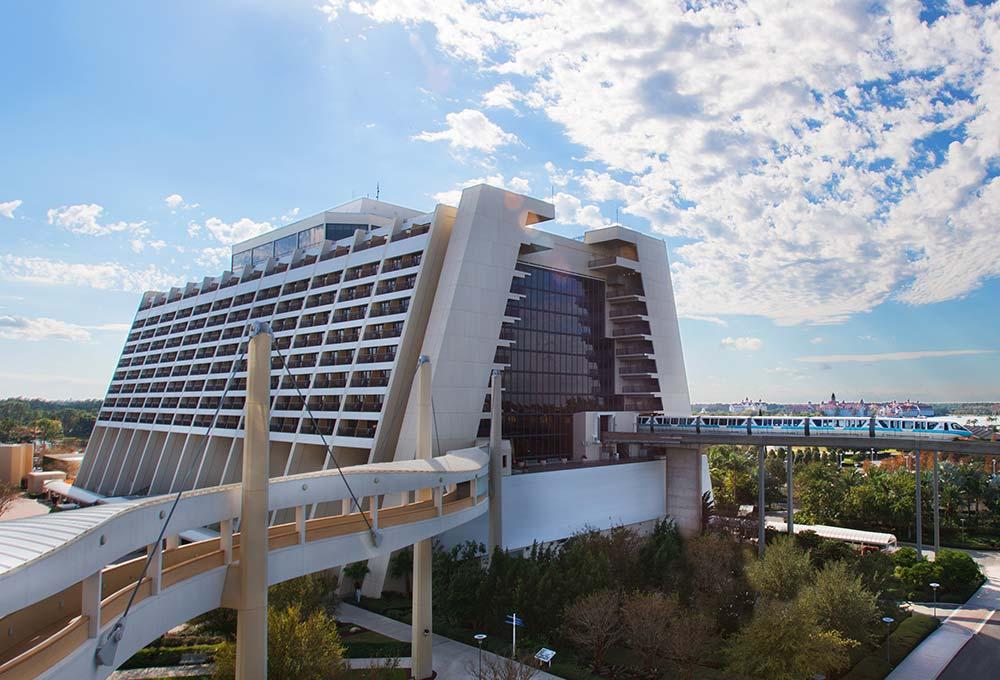 Contemporary Resort, Disney, Disney planner, magical journeys