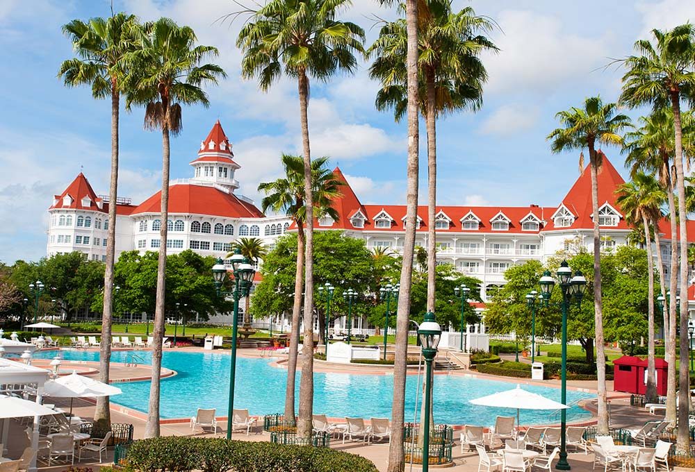 magical journeys, Disney, Grand Floridian Resort resort, disney planner